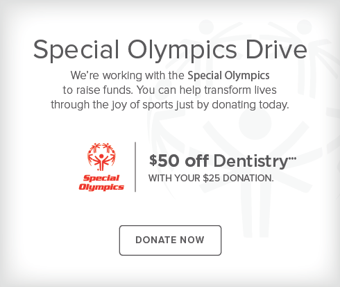 Special Olympics Drive - Baytown Modern Dentistry
